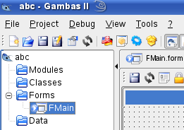Gambas Project