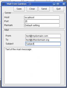 MailFromGambas